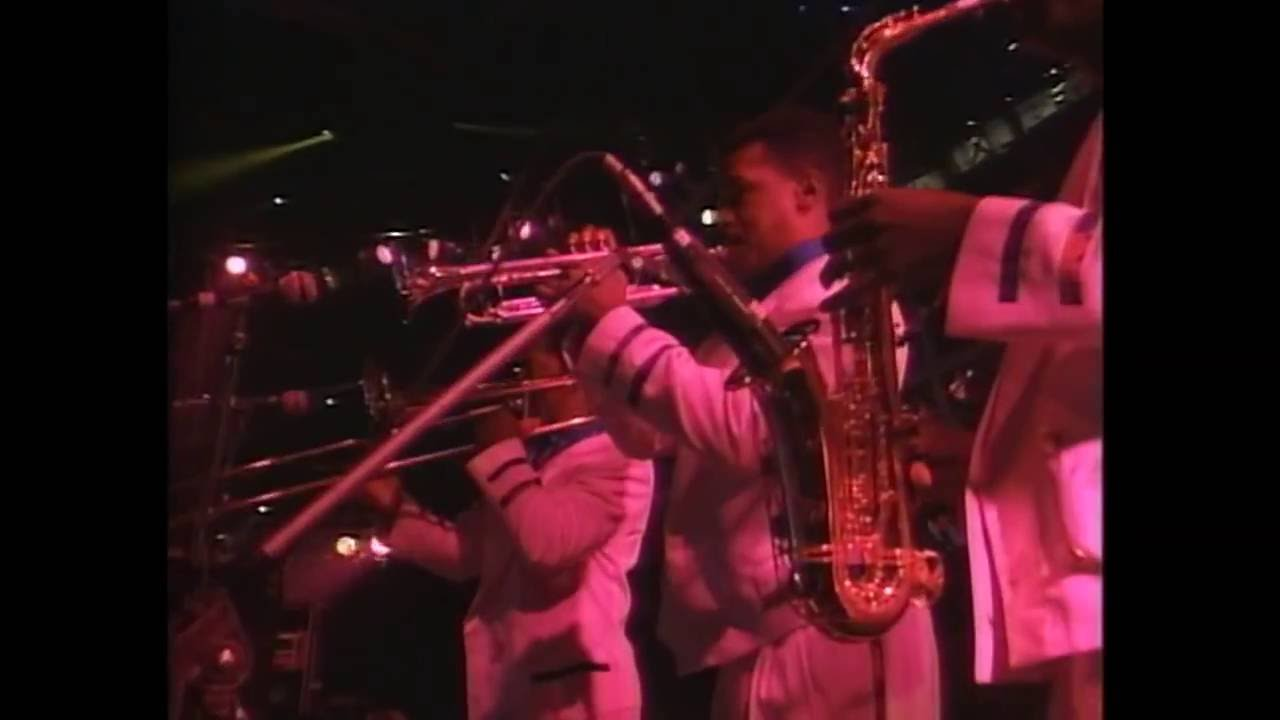 Earth wind and fire getaway live