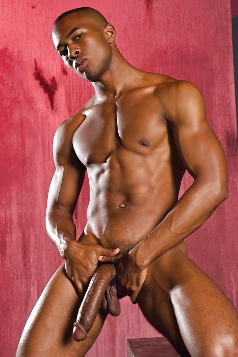 Pictures of sexy naked black men